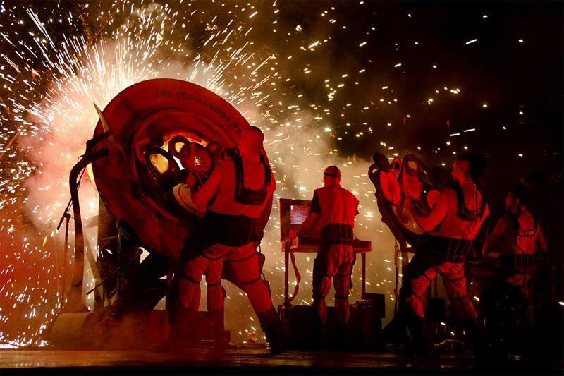 코만도페르퀴 -불의 콘서트 01
